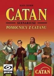 GALAKTA GRA CATAN SCENARIUSZE POMOCNICY Z CATANU 10+