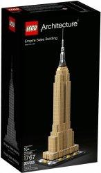 LEGO ARCHITECTURE EMPIRE STATE BUILDING 21046 16+