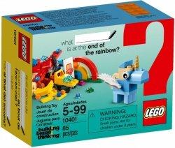 LEGO BRAND CAMPAIGN PRODUCTS TĘCZOWA ZABAWA 10401 5+