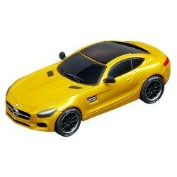 CARRERA AUTO GO!!! MERCEDES-A MG GT COUPE SOLARBEAM 6+
