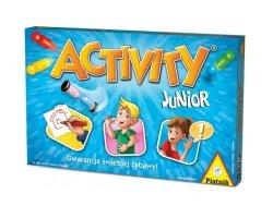 PIATNIK GRA  ACTIVITY JUNIOR 8+
