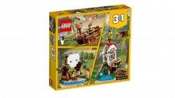 LEGO CREATOR POSZUKIWACZ SKARBÓW 31078 7+
