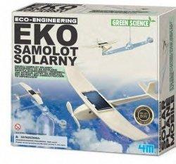 4M EKO SAMOLOT SOLARNY 8+