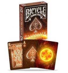 BICYCLE KARTY STARGAZERS SUN SUNSPOT 18+