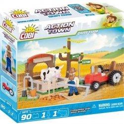 COBI ACTION TOWN FARMA KROWY 90 EL. 5+