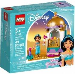 LEGO DISNEY PRINCESS WIEŻYCZKA DŻASMINY 41158 5+