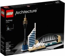 LEGO ARCHITECTURE SYDNEY 21032 12+