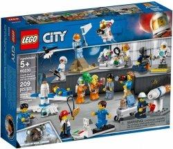 LEGO CITY BADANIA KOSMICZNE ZESTAW MINIFIGUREK 60230 5+