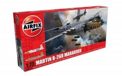 AIRFIX MARTIN B-26B MARAUDER 04015a SKALA 1:72