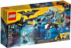 LEGO BATMAN MOVIE LODOWY ATAK MR. FREEZEA 70901 7+