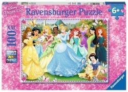 RAVENSBURGER 100 EL. MAGICZNE KSIĘŻNICZKI PUZZLE 6+