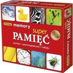 ADAMIGO GRA MEMORY SUPER PAMIĘĆ 5+