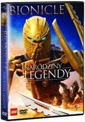 BIONICLE - NARODZINY LEGENDY (DVD)