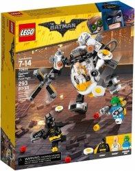 LEGO BATMAN MOVIE MECH EGGHEADA I BITWA NA JEDZENIE 70920 7+