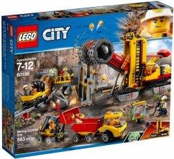 LEGO CITY KOPALNIA 60188 7+