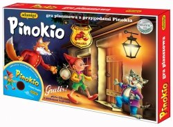ADAMIGO GRA PINOKIO + PŁYTA CD 5+