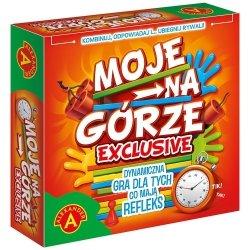 ALEXANDER GRA MOJE NA GÓRZE EXCLUSIVE 8+