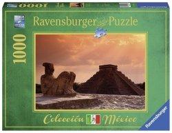 RAVENSBURGER 1000 EL. CHICHEN-ITZA PUZZLE 12+
