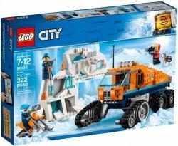LEGO CITY ARKTYCZNA TERENÓWKA ZWIADOWCZA 60194 7+
