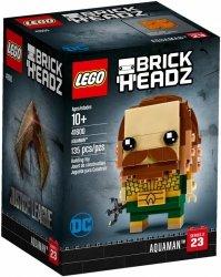 LEGO BRICKHEADZ AQUAMAN 41600 10+