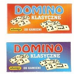ADAMIGO GRA DOMINO KLASYCZNE 6+