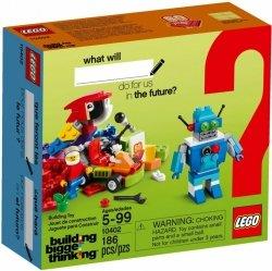 LEGO BRAND CAMPAIGN PRODUCTS WYPRAWA W PRZYSZŁOŚĆ 10402 5+