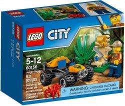 LEGO CITY DŻUNGLOWY ŁAZIK 60156 5+