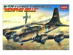 ACADEMY B-17F MEMPHIS BELLE SKALA 1:72