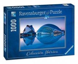 RAVENSBURGER 1000 EL. CIUDAD DE LAS ARTES PUZZLE 12+
