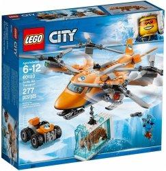 LEGO CITY ARKTYCZNY TRANSPORT POWIETRZNY 60193 6+