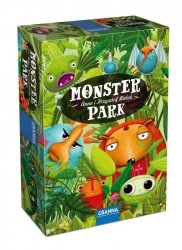 GRANNA GRA MONSTER PARK 7+