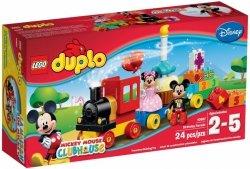 LEGO DUPLO DISNEY TM PARADA URODZINOWA MYSZKI MIKI I MINNIE 10597 2+