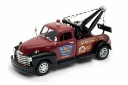 WELLY 1953 CHEVROLET TOW TRUCH BORDOWY SKALA 1:24