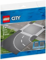 LEGO CITY ZAKRĘT I SKRZYŻOWANIE 60237 5+