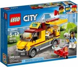 LEGO CITY FOODTRUCK Z PIZZĄ 60150 5+