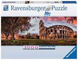 RAVENSBURGER 1000 EL. KOLOSEUM PANORAMA PUZZLE 14+