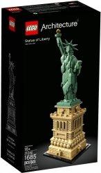 LEGO ARCHITECTURE STATUA WOLNOŚCI 21042 16+