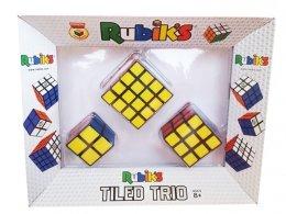 TM TOYS KOSTKA RUBIKA TRIO 4X4 3X3 2X2 3+