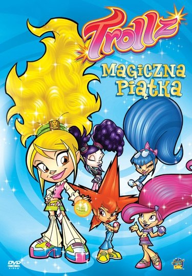 TROLLZ: MAGICZNA PIĄTKA (Trollz: Magic of the Five) (DVD)
