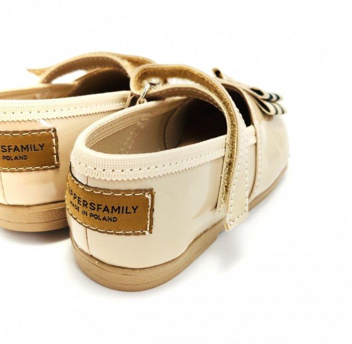 baleriny-dla-dzieci-slippers-family-cream