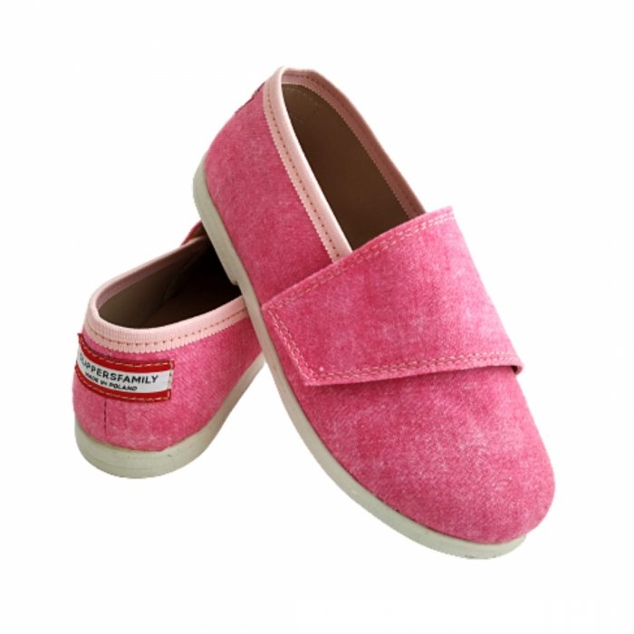 tenisowki-dla-dzieci-na-rzep-slippers-family-daisy