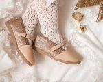 Komunijne buty, buty wizytowe dla dziecka - czy elegancja może być wygodna?