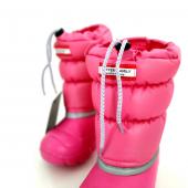 Śniegowce dla dzieci PINK