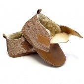 Buty dla dzieci ocieplane GOLD