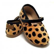 Baleriny dla dzieci Slippers Family Gepard