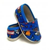 Buty dla dzieci na rzep LOWERKI SUPER HERO