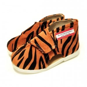 Kapcie dla dzieci Slippers Family Tygrys