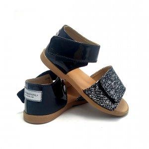 Sandały skórzane dla dzieci ELEGANZA