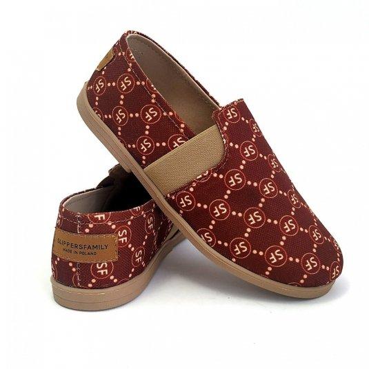 Buty dla dzieci z gumką RHAPSODY