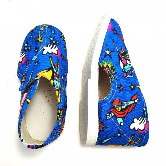 buty dla dzieci przeciw płaskostopiu Slippers Family